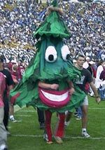 The Tree. The Mascot for the Stanford Cardinal.