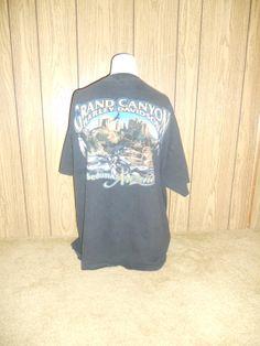 Vintage HARLEY DAVIDSON tee t shirt   Grand by ATELIERVINTAGESHOP, $25.00