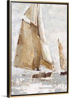 Boat Art, Framed Prints, Canvas Prints, Medical Illustration, Color Filter, World Trade, Big Canvas, Great Rooms, Art Decor