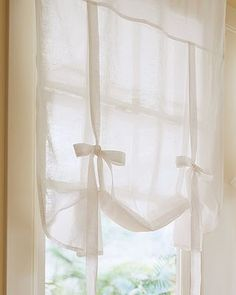 DIY Tutorial: Make Your Own No-Sew Drape Shade Curtains