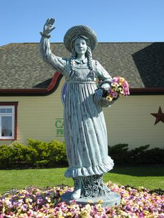 Anne of Green Gables Statue, Prince Edward Island - I loved this place when I was younger. Need to go back
