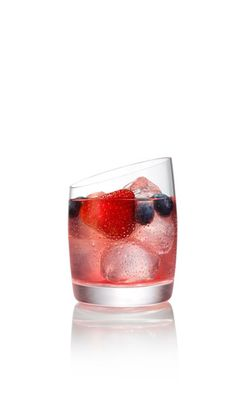 1¾ oz. SVEDKA Stars & Stripes¾ oz. lemonade½ oz. triple sec1 oz. cranberry juice6 limes, juiced12 c. ice  Garnish: blueberries and strawberries Combine all ingredients in a large pitcher filled with ice. Garnish with blueberries and strawberries. Source: SVEDKA Vodka