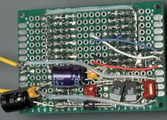 SMA10 – Build a 17-Function DCC Decoder for about $5 | Model Railroad Hobbyist magazine | Having fun with model trains | Instant access to model railway resources without barriers