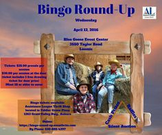 Our members are working hard to make the Bingo Round-Up event a success on April 12th. Where?  Blue Goose Event Center 3550 Taylor Rod Loomis.  See Ya'll there!  For tickets go here  buff.ly/2kRYfId or #AssistanceLeague of Greater Placer - Thrift Shop 1263 Grass Valley Hwy Auburn #bingoroundup #bingo #games #fundraiser