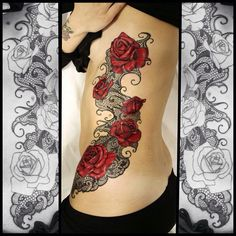 Lace & Rose Tattoos                                                                                                                                                      More