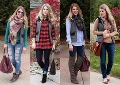 50  Ways to Wear a Puffer Vest