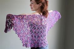 Embark on the voyage of your dreams while wrapped in the beauty of the Drift Ice Shawl. The second pattern in the Drift Ice Line, the Drift Ice Shawl showcases the same delicate openwork as its sister, the [Drift Ice Cowl][1]. Worked from the center top outwards, the shawl is easily customizable for size – simply work as many repeats as you like, and finish with the pint-sized picots! The neckline shaping helps it stay secure, while the squared semi-circle shape offers lots of options for…
