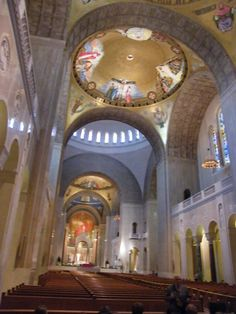 Basilica of the National Shrine of the Immaculate Conception, Washington DC: See 1,455 reviews, articles, and 598 photos of Basilica of the National Shrine of the Immaculate Conception, ranked No.13 on TripAdvisor among 410 attractions in Washington DC.