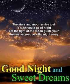Sweet Cute Good Night Quotes And Sms Message For Himher Sweet
