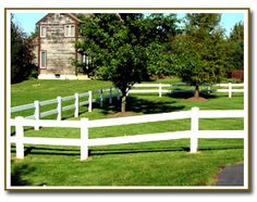 fence. I would love to have this around our property