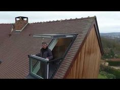 6 Blindsiding Useful Tips: Roofing Styles Little Cottages roofing styles spaces.Wooden Roofing Shed roofing garden terrace.Shed Roofing Corrugated. Roof Balcony, Balcony Window, Roof Window, Shed Roof, Window Manufacturers, Retractable Pergola, Modern Roofing, Roof Architecture, Roof Styles