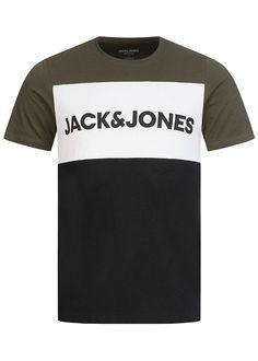 JACK /& JONES Herren T-Shirt
