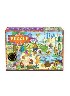 42-Piece Puzzle : Fawn Shoppe - Global Boutique For Unique Children's Designs