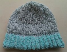 Looms knitting hat #loomsknitting