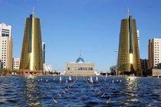 TideMonteiro Blogger: Cazaquistão e suas belezas!
