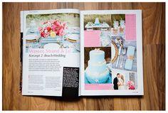©Christina & Eduard Wedding Photography  Strandhochzeit Styled-Shoot am Timmendorfer Strand im Magazin Hochzeit