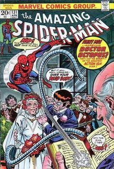 The Amazing Spider-Man #131 - April 1974