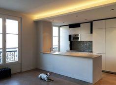 Appartement de 45m2 - Paris 3e - Charlotte Vauvillier - architecte d'intérieur
