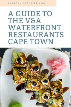 A guide to the V&A Waterfront restaurants including coffee shops and on-the-go options.