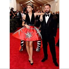 Our Creative Director Fausto Puglisi and the stunning Zendaya yesterday at the 2015 Metropolitan Museum of Art Costume Institute Benefit Gala celebrating the opening of the exhibition 'China: Through the Looking Glass'. #FaustoPuglisi #MadeinItaly #luxury #Zendaya #MetGala #AsianArt100 #ChinaLookingGlass @faustopuglisi_wow @zendaya www.faustopuglisi.com