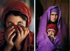 30 People With Unique and Magnificent Looks Who Seem to Be Straight Out of Fairy Tales - bemethis Steve Mccurry, Beautiful Eyes, Beautiful People, National Geographic Photography, Miss Perfect, Girl With Green Eyes, Afghan Girl, Dark Complexion, Raw Beauty