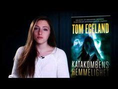Tom Egeland - Katakombens hemmelighet. Hva sier leserne? Toms, Film, Youtube, Movie, Film Stock, Cinema, Films, Youtubers, Youtube Movies