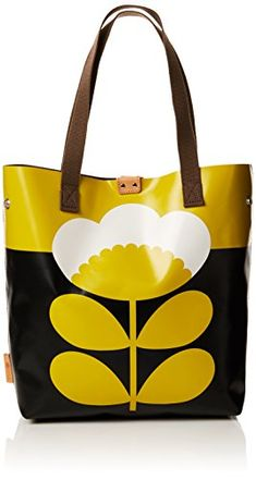 97d114110b Orla Kiely Willow Tote, Dandelion * Find out more at the image link. Orla