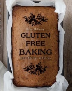Gluten Free Baking by Parragon Books