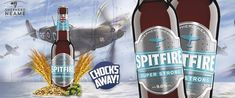 Spitfire Strong Lager. 9/10 pts