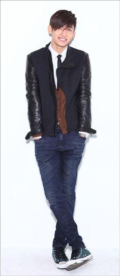 Shim Chang Min TVXQ Height: 186 cm