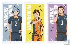 "Sugawara Takashi支and Oikawa Toru appeared [News] ranking 4th in the ""Haikyu!"" Popular series! # Hq_anime . http: www // Animate.Tv/news/details.P ? hp id = 1407735171 ... Index Period (2014/08/30 ~ 2014/09/06)"