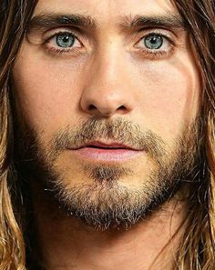 "Jared Leto...oh heaven...I have loved him since ""my so called life"". Something about those eyes..."
