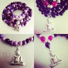 New items are soon online   Check misssfaith.etsy.com for more (link also in bio) #mindfulnessjewellery #yoga #malabeads #mala #buddha #necklaces #etsylove #shoponline #yogajewelry #yogalove #instajewelry #instadesign