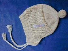 Discover recipes, home ideas, Baby Knitting Patterns, Crochet Bebe, Crochet For Kids, Knit Crochet, Scarf Hat, Beanie Hats, Baby Bonnets, Crochet Fashion, Baby Booties