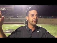 """""""I did my part, these players just aint no good."""" Comedian John Crist doing a postgame interview as the honest football coach. John Crist is a standup comedi. John Crist, Christian Comedians, Football Coaches, Down South, Tell The Truth, Stand Up, Hilarious, Funny, Middle School"""