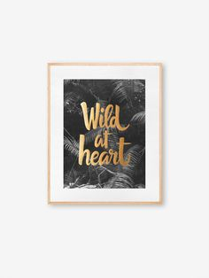 Wild at heart. OLD GOLD edition. B/W photography. by Congostudio
