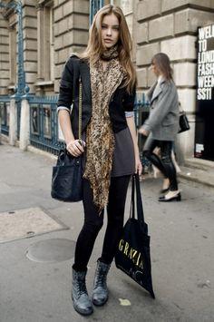Barbara Palvin lookin' gorgeous as ever #streetstyle #fashion #modeloffduty