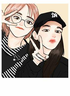 Nayeon, Mamamoo, K Pop, Twice Fanart, Kpop Drawings, Nerd, Korean Art, Kpop Fanart, Disney Fan Art