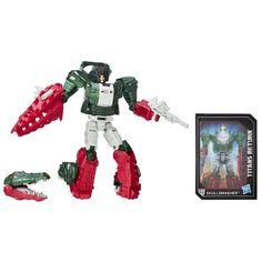 Boneco Transformers Deluxe Titan Return - Skullsmasher - Hasbro