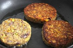 {Veggie burger steak vegetables without meat in mag} - The kitchen of Anna and Olivia Clean Recipes, Raw Food Recipes, Veggie Recipes, Gourmet Recipes, Cooking Recipes, Healthy Recipes, Hamburger Vegetarien, Vegan Thermomix, Flammkuchen Vegan