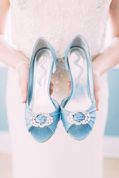 something blue shoes