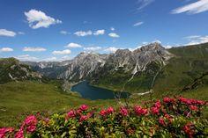 Der Tappenkarsee ist der höchstgelegene Bergsee der Ostalpen.
