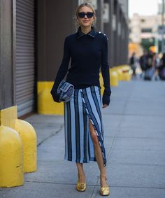 This is the best way to wear fashion's favorite skirt length.