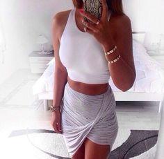 skirt wrap sarong summer grey tight white shirt crop tops tan skin tan phone cover ipohone iphone iphone cover iphone case