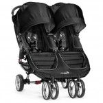 Baby Jogger City Mini Double Buggy black - Collection 2015