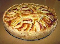 Mein Apfelkuchen mit Rahmguss