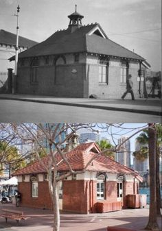 From a Sydney Harbour Trust amenities block in 1934 to the Sydney Cove Oyster Bar in - Sydney City Image - Sydney Harbour Foreshore Authority. By Phil Harvey] Phil Harvey, Sydney City, Different Countries, Oyster Bar, Amazing Pics, South Wales, Vintage Books, Historical Photos, Old Photos