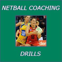 Essential Netball Coaching Drills!
