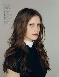 Marine Vacth in Carven- Jalouse