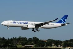 Airbus A330-342 aircraft picture